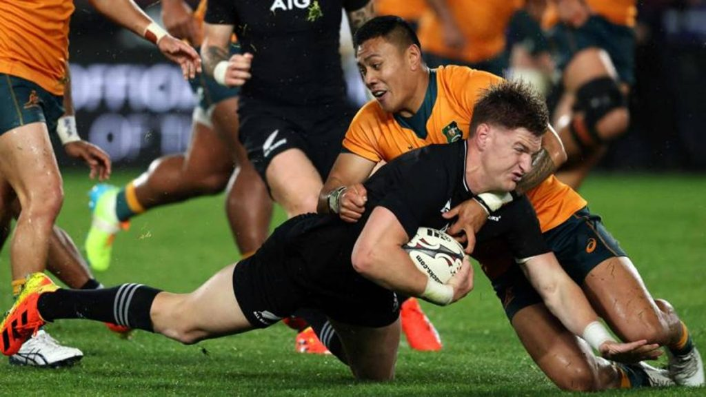 Rugby Championship: All Blacks and South Africans win