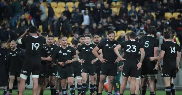 Rugby - NZL - Altrad to sponsor All Blacks jersey starting in 2022