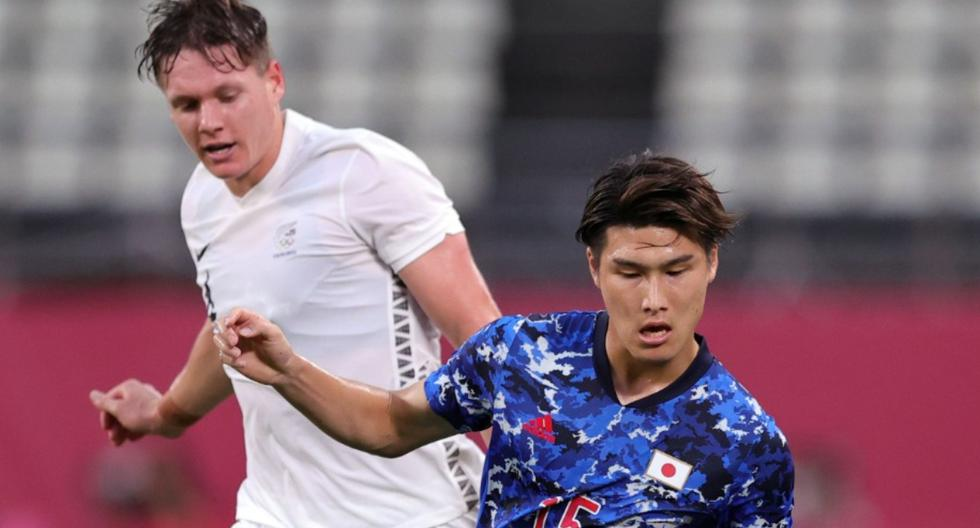 Summary and objectives |  Japan beat New Zealand on penalties in Tokyo 2020 Olympics |  Total Sports
