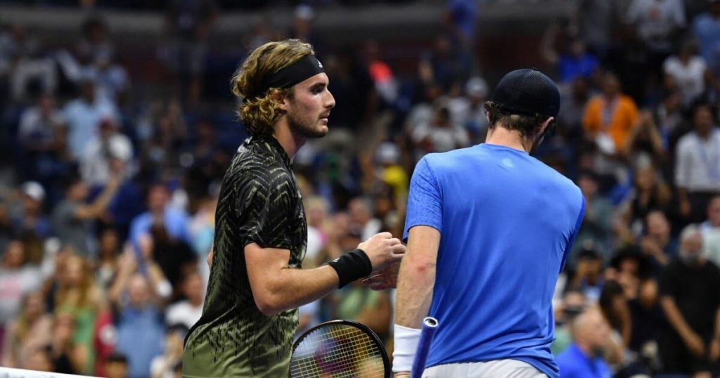 """Tennis / US Open.  """"Twice the time to go to the bathroom compared to space"""": Murray dezingue Tsitsipas"""