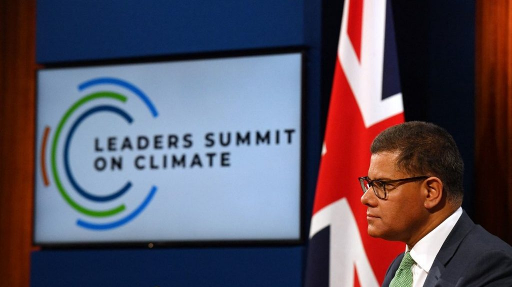 The IPCC report is the 'most severe warning of all', according to the COP26 chairperson.