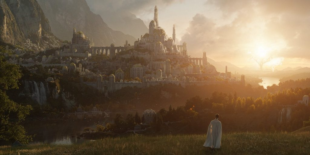 The Lord of the Rings moves to England, confused in New Zealand