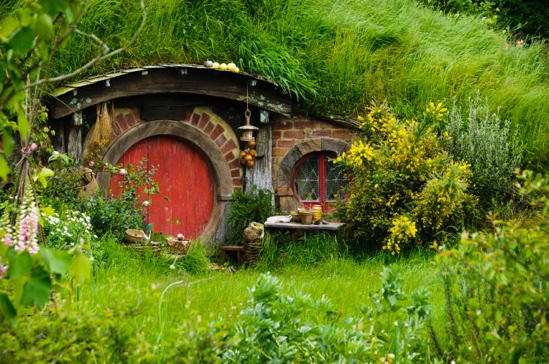 The Shire, Lord of the Rings