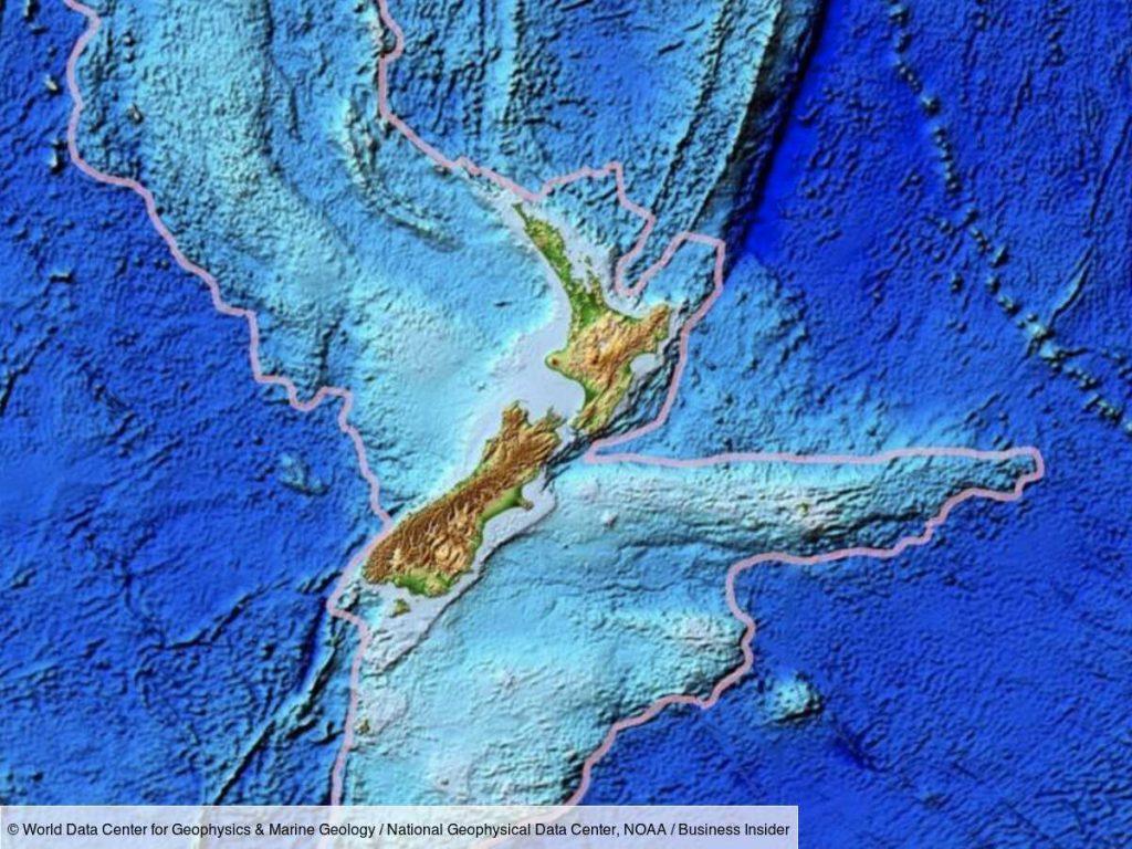 "The mysterious ""Eighth Continent"" hidden under New Zealand reveals new secrets"