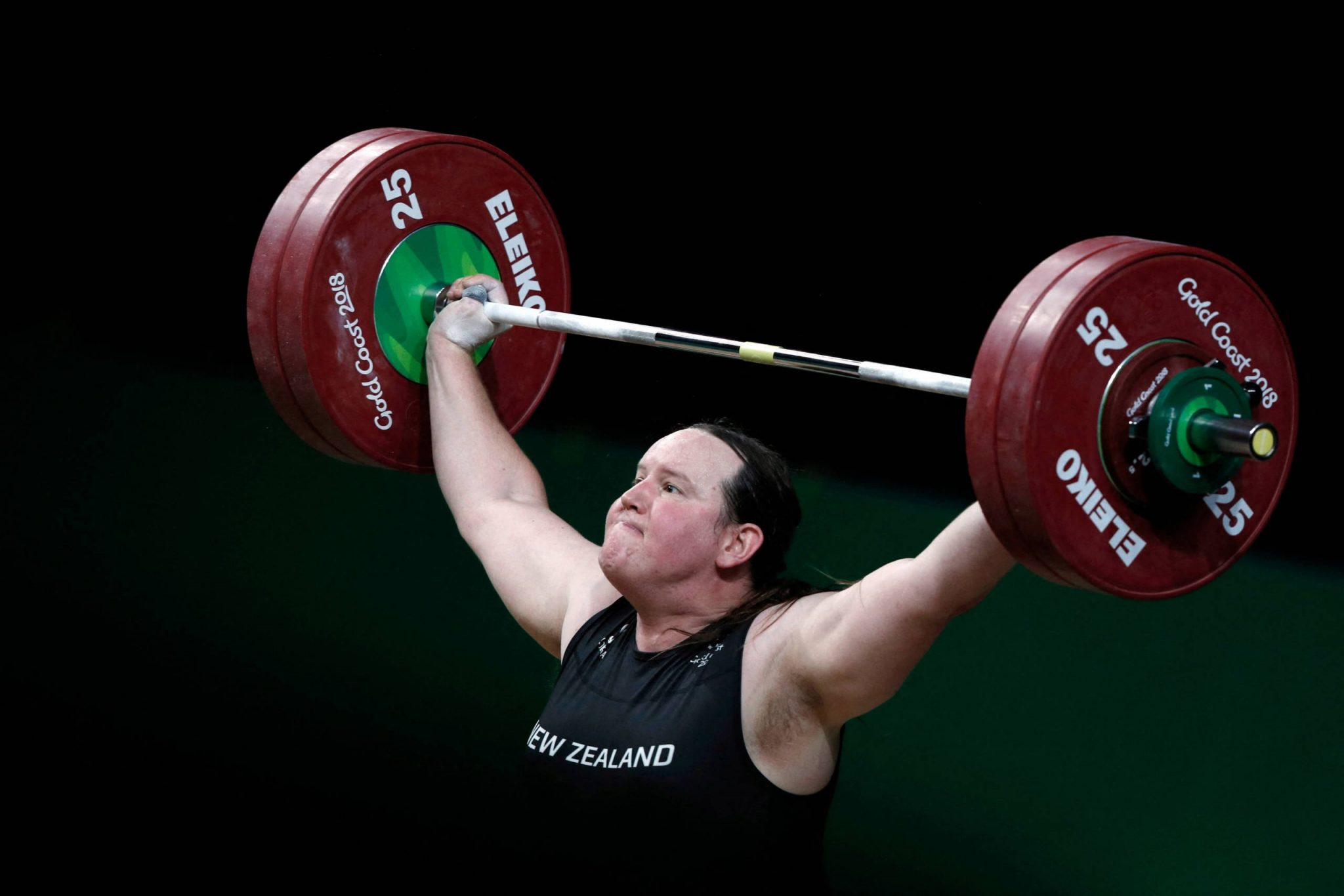 The transformed weightlifter will make his debut at the ...
