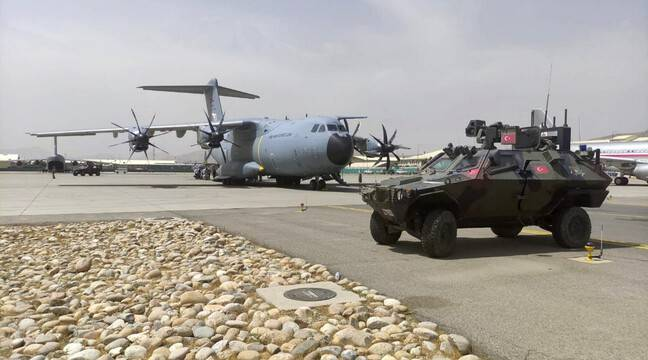 Turkey withdraws its forces from Afghanistan and gives up security for Kabul airport