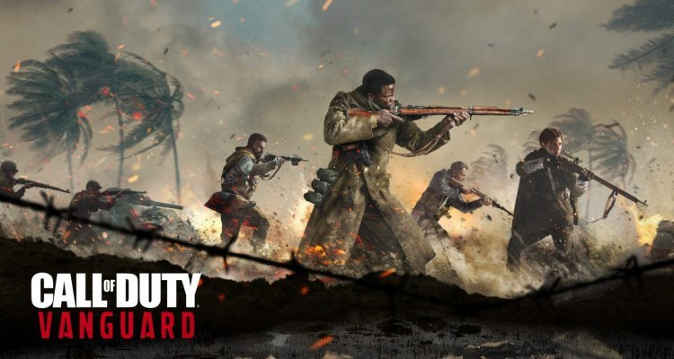 Vanguard, Activision never appears in presentation - Nerd4.life