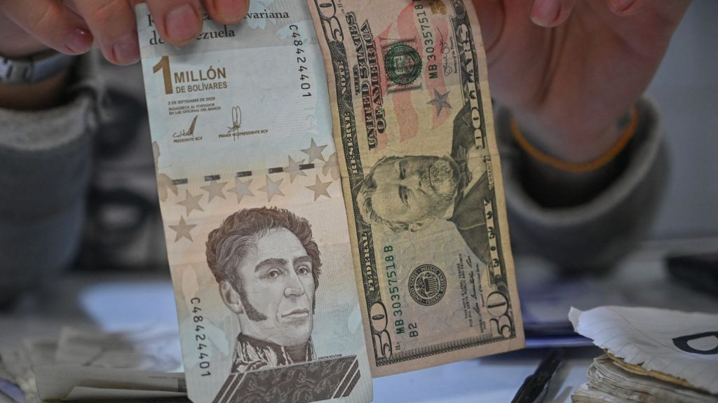 Venezuela has been plagued by hyperinflation to remove six zeros from its currency