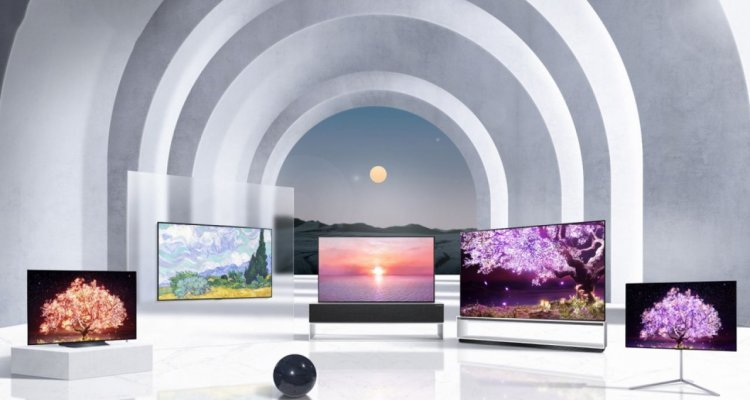 """Will LG's 42"""" OLED TV Enhanced For Video Games Be Released In 2022?  - Multiplayer.it"""