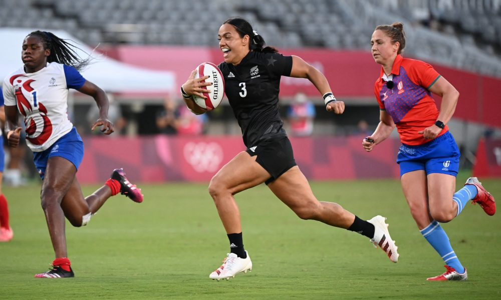 Rugby 7 (F): France silver, New Zealand win