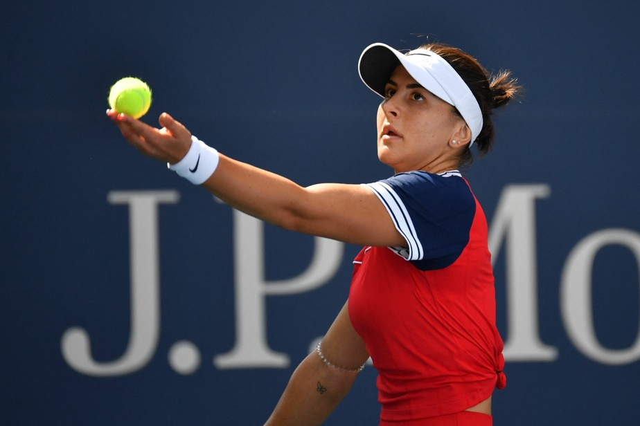 US Open    Bianca Andreescu advances to the third round, and Shapovalov is eliminated