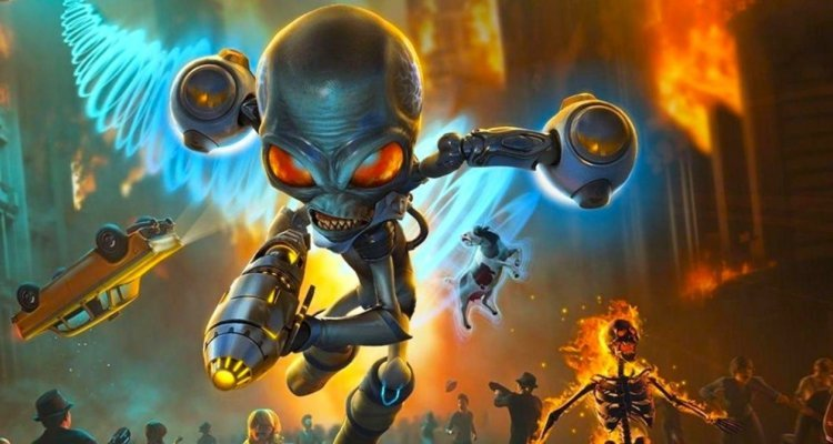 Destroy All Humans 2 Multiplayer.it . Game