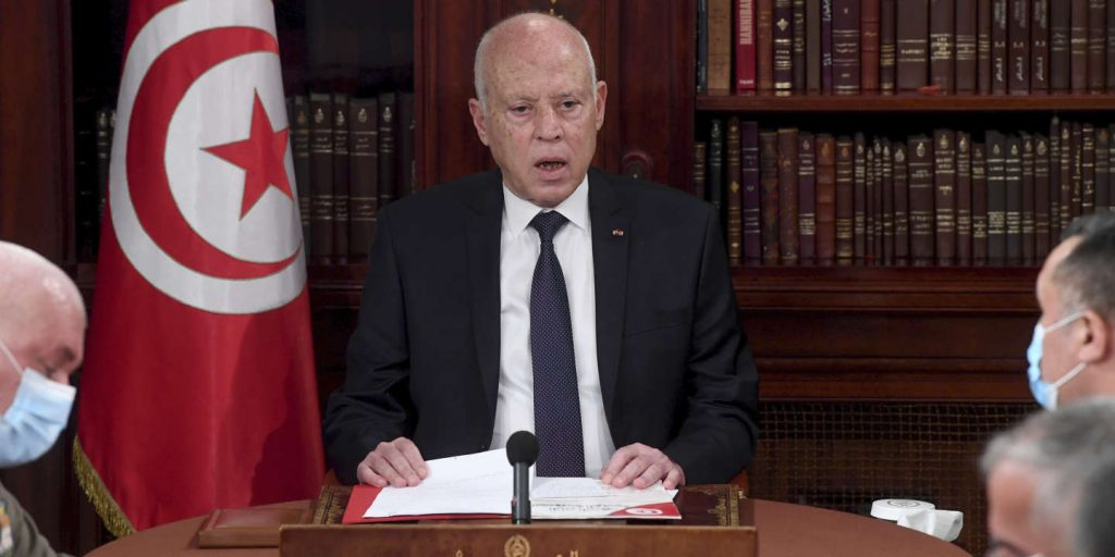 """In Tunisia, growing impatience with Kais Saied's """"state of exception"""""""