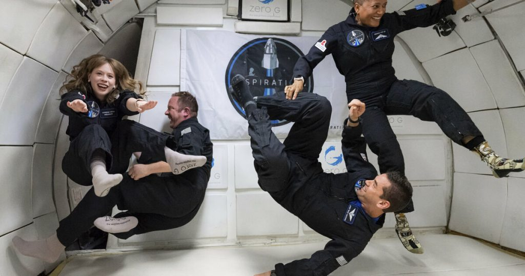 A SpaceX flight is worth its weight in orbit