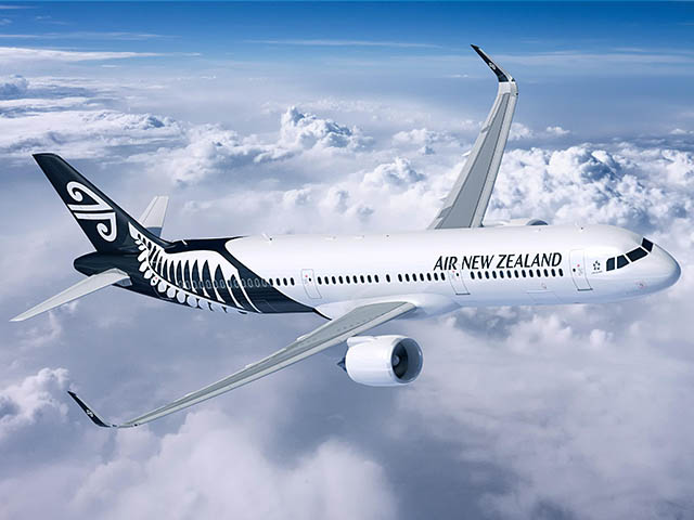 New Zealand: a breath of fresh air for Air New Zealand