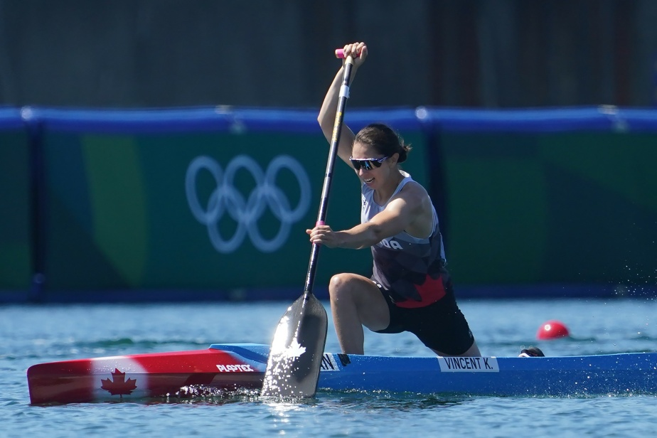 canoe    Katie Vincent crowned world champion
