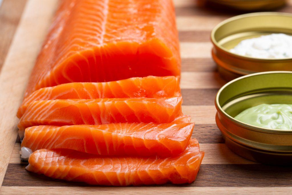 Ōra King, il wagyu del mare è un salmone che arriva dalla Nuova Zelanda