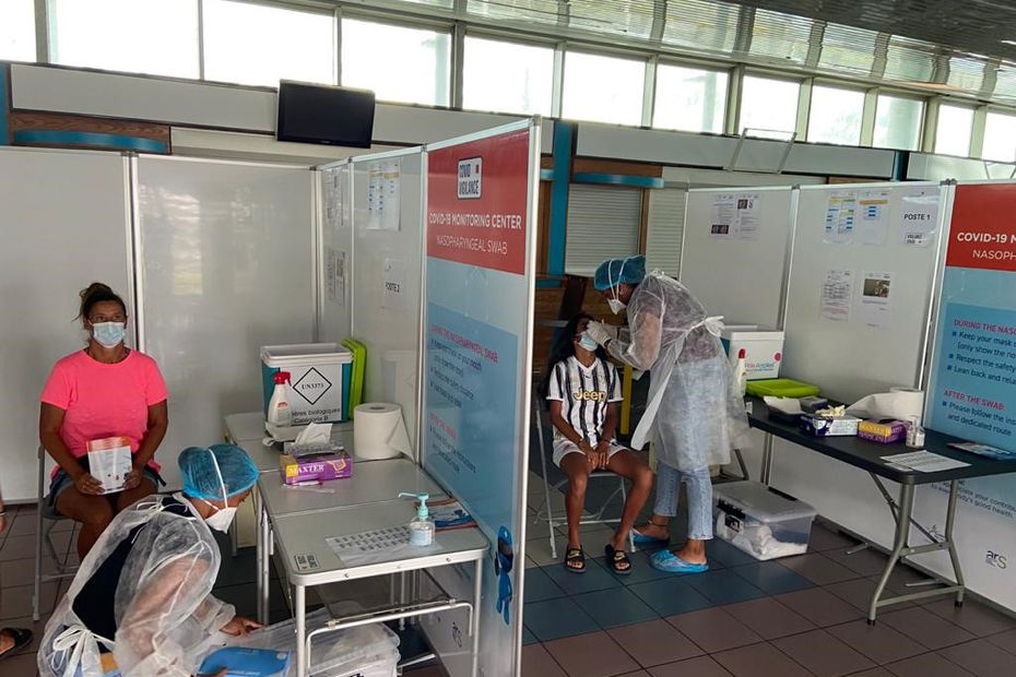 173 Covid-19 cases identified in 3 days, decline continues in Guadeloupe