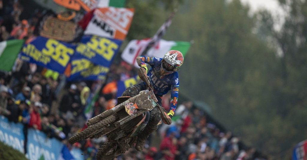 Cairoli brings Italy to the top of the world: victory over Motocross of Nations |  News