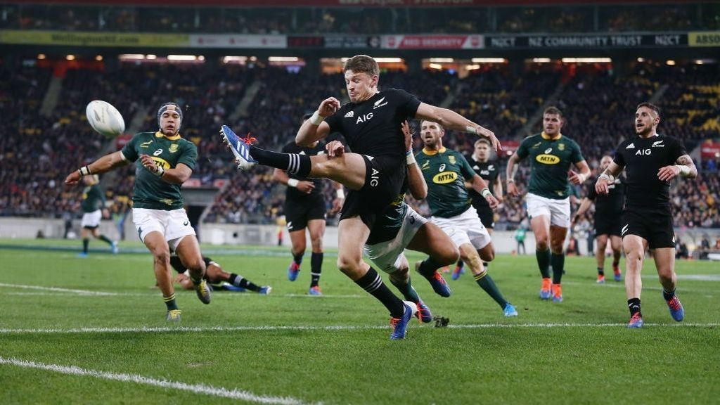 Duel all or nothing!  New Zealand and South Africa will play their 100th game