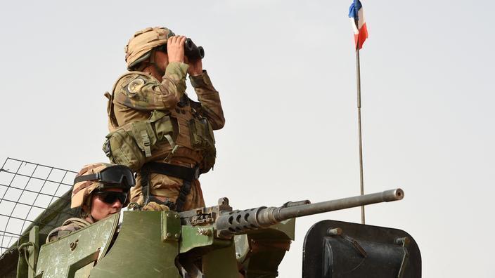 La France quitterait le Mali si le pays engage des mercenaires russes.