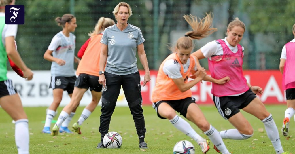 German Football Association Women ahead of World Cup qualifiers: No more testing