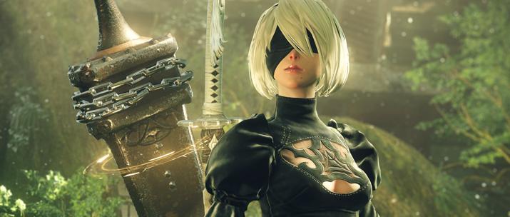Grusha_cos 2B cosplay is full of magic - Nerd4.life