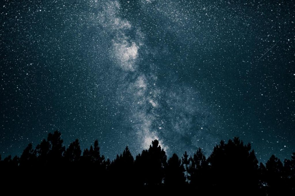 How many stars are there in space?