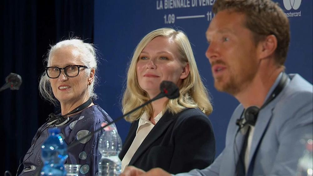 Jane Campion: A Woman Makes 'Another' Cowboy Movie