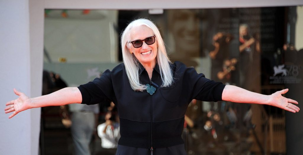 """Jane Campion: """"#MeToo has changed a lot"""""""