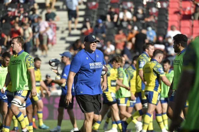 Juno Gibbs after defeating ASM in Lyon (28-19): 'The state of mind was there' (video)