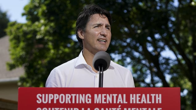 Justin Trudeau steps up his attacks on vaccination    Canada elections 2021