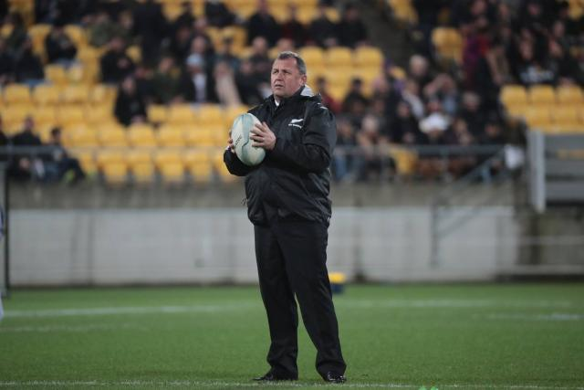 New Zealand coach Ian Foster: 'It's going to be hot' against South Africa