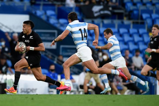 New Zealand defeats Argentina in rugby