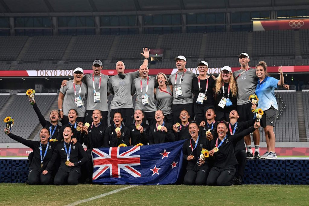 New Zealand win the final against France, and Fiji gets a surprise bronze    arabic