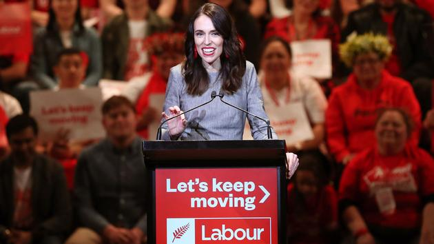 New Zealand's economy suffers on election eve