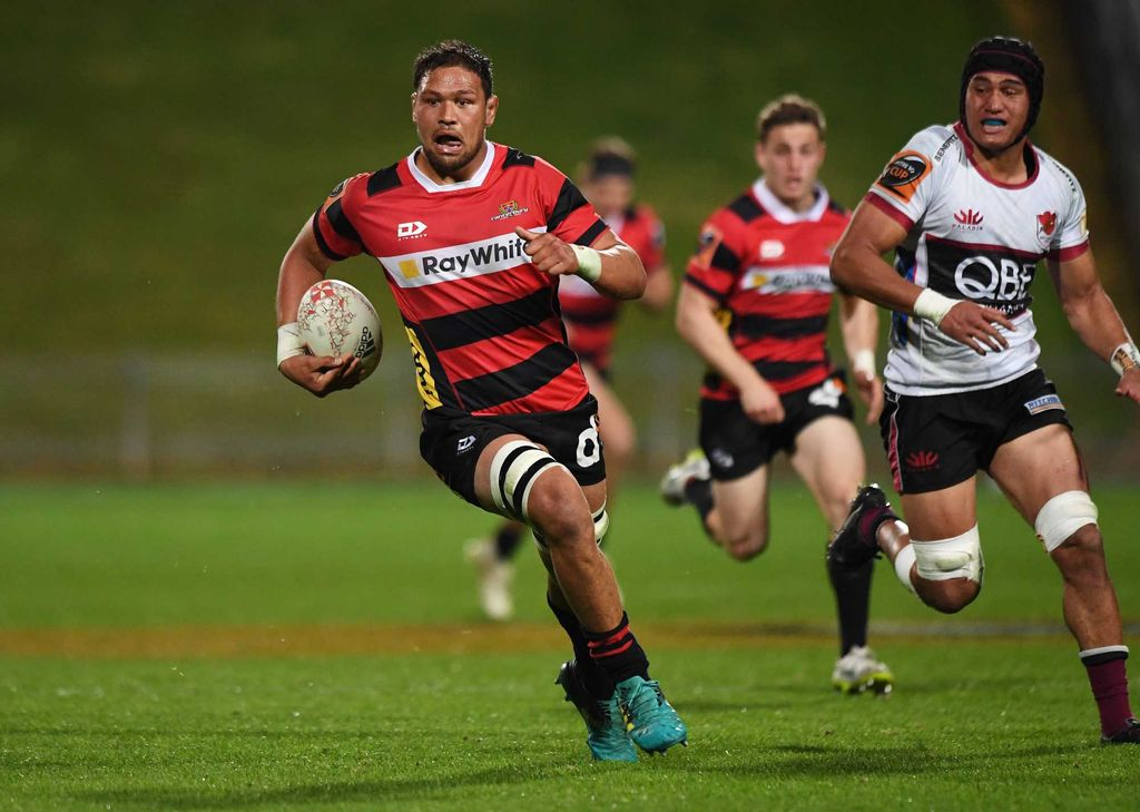 New Zealand's homegrown rugby has a comeback history