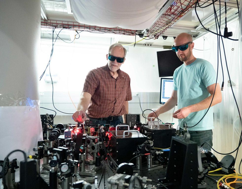 New quantum sensor can detect dark matter