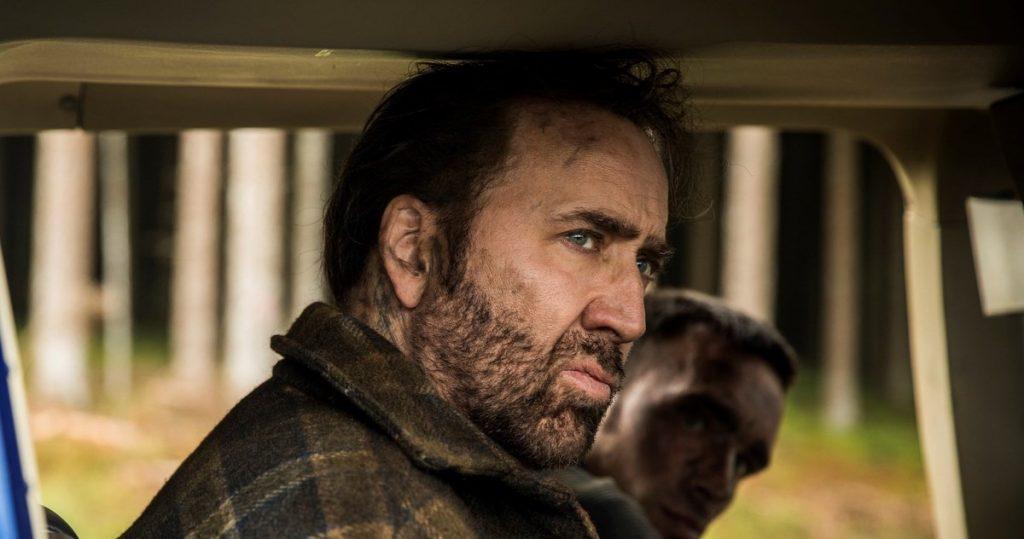 Nicolas Cage saddles to cross the saga of Frontier Butcher