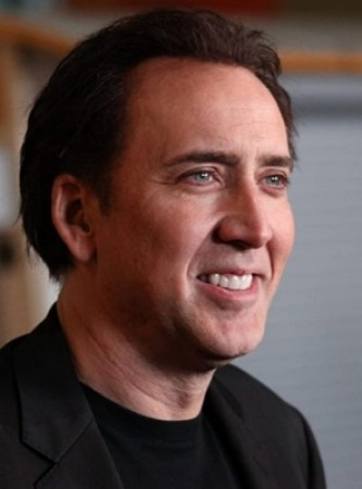 """Nicolas Cage's fictional work """"The Butcher's Crossing"""" was sent to Saban.  Sold"""