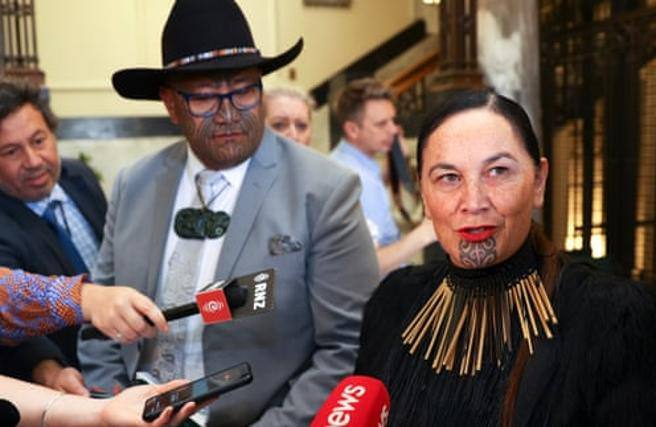 Petition by Maori to change the name of New Zealand- Corriere.it