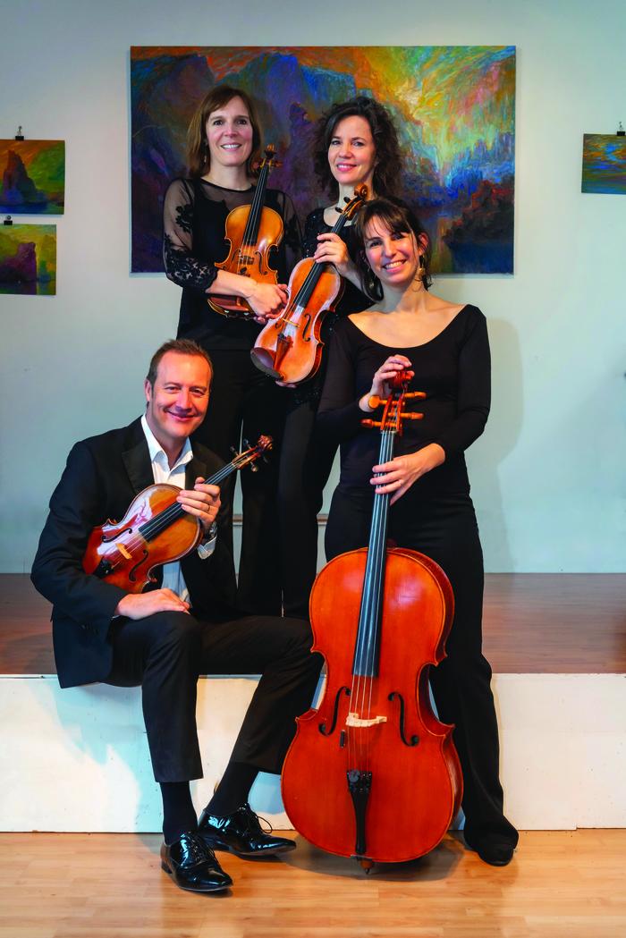 Philias Quartet Cultural Space