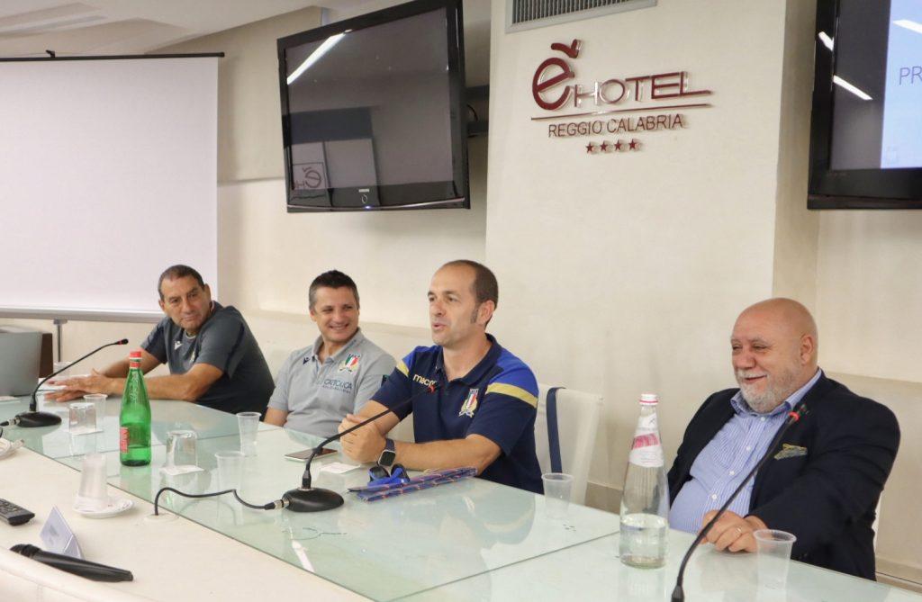 Incontro delegati FIR Reggio Calabria