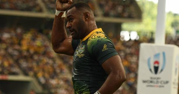 Rugby - Top 14 - Biarritz Bordeaux Bagels: Australian Kuridrani Stands for BO's return to Top 14