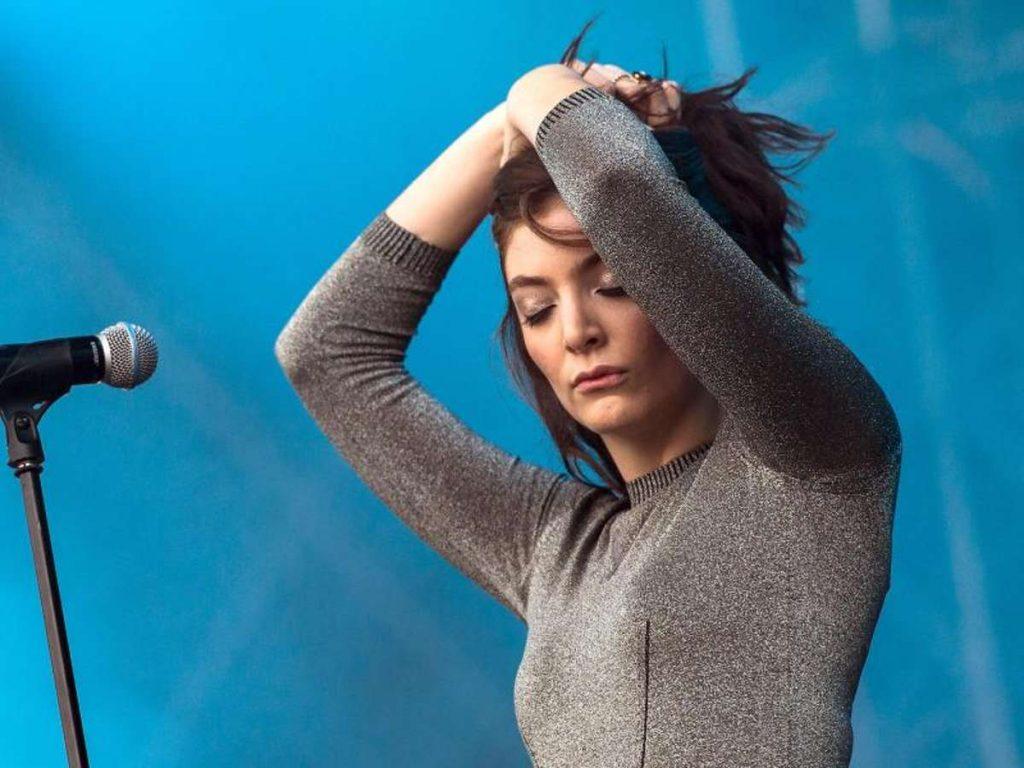 Lorde will sich mehr auf ihre Musik fokussieren. Foto: picture alliance / Sebastian Gollnow/dpa Foto: dpa