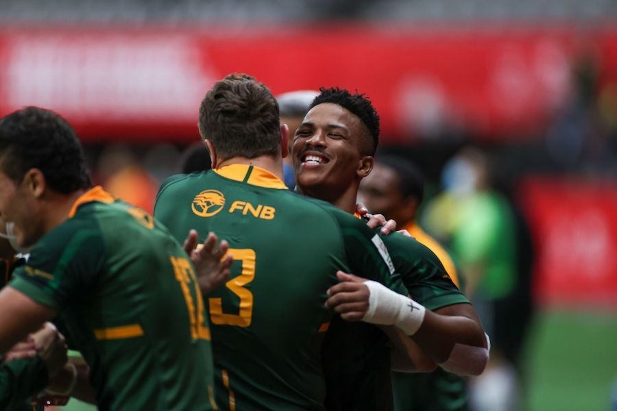 South Africa wins Canada Sevens in Vancouver African derby - OA Sport