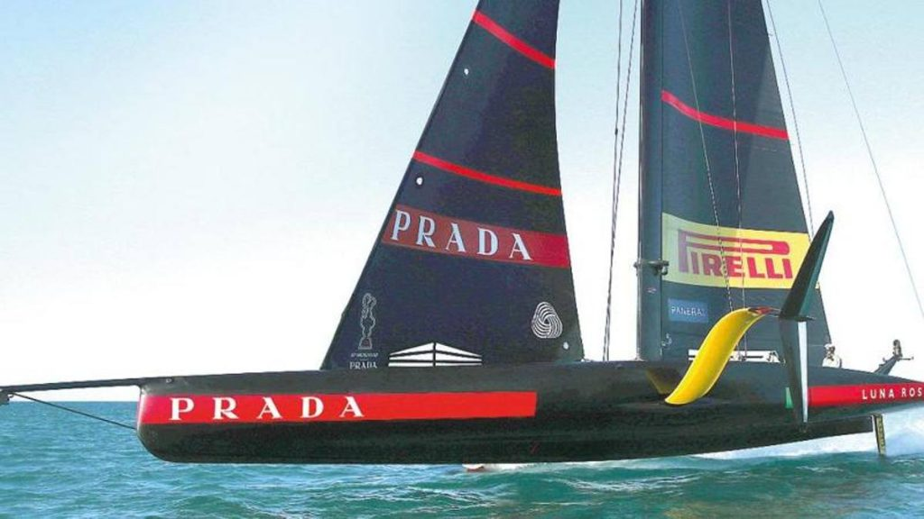 """Sports Festival Luna Rossa arrives in Trento: """"Ready for another cup"""""""