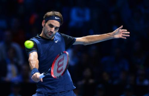 Swiss sports shoe company Aon, in which Federer contributes, wants to enter Wall Street