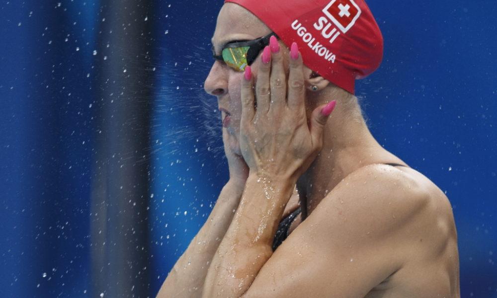 The national record of Maria Ogulkova