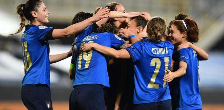 """The women's national team begins its journey towards the 2023 World Cup Coach Bertolini: """"humility and enthusiasm"""" - Informazioneonline.it"""